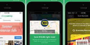 Shop Savvy App