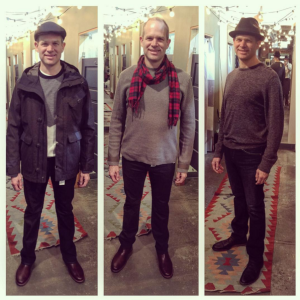 Lizard Lounge - Mens styling